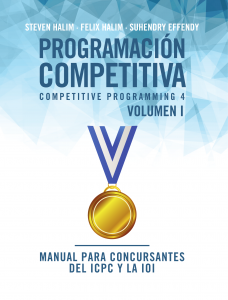 Programación competitiva (CP4) - Volumen I