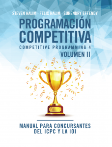 Programación competitiva (CP4) - Volumen II